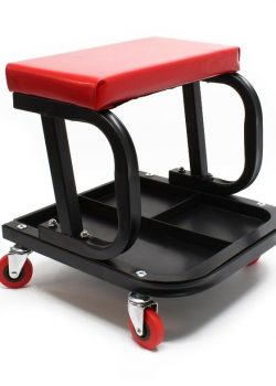 Workshop chair with a load capacity of up to 150 kg