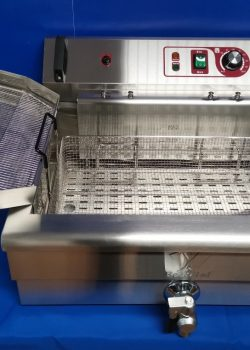 Confectionery fryer 20L 3kW