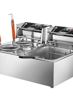 Gastro fryer 3in1